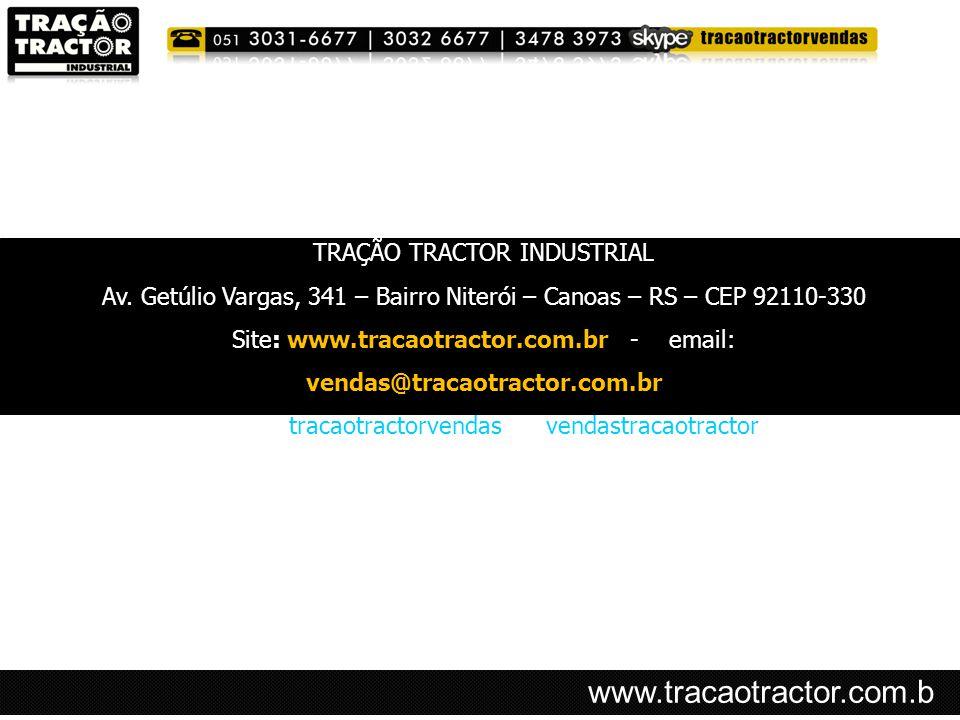 TRAÇÃO TRACTOR INDUSTRIAL Av.