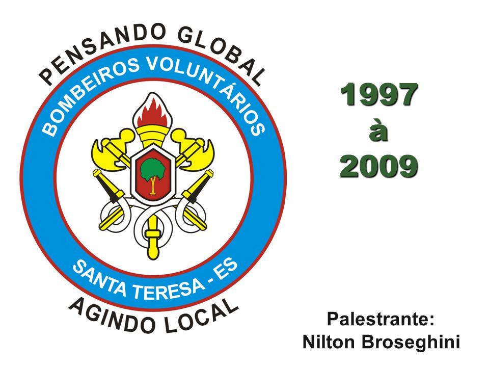 1997 à 2009 Palestrante: Nilton Broseghini
