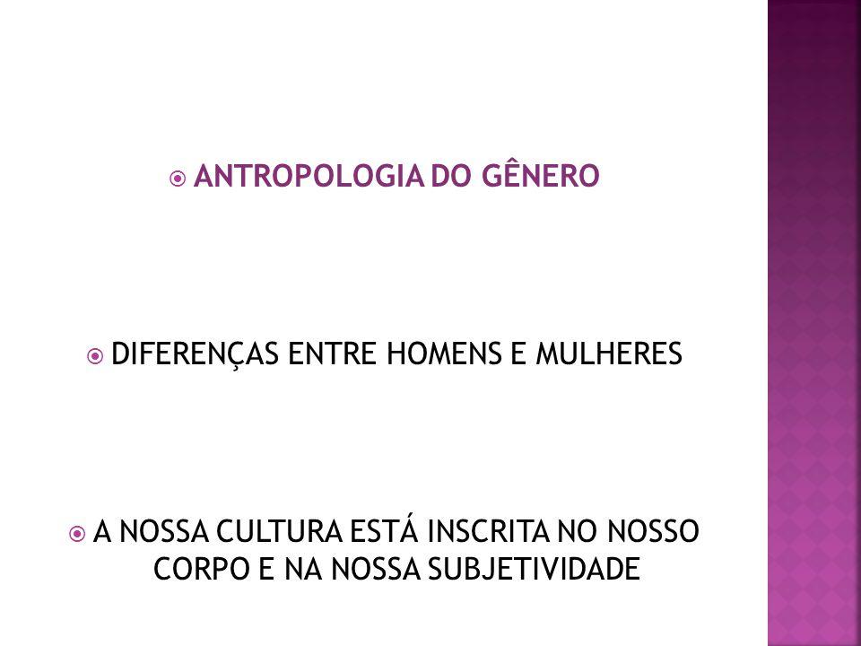 Antropologia Estudo segundo o qual compreendendo o nativo poderíamos chegar a compreender melhor a nós mesmos.