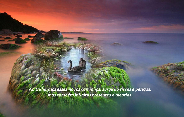 Seguindo este forte impulso, nos tornamos buscadores espirituais.