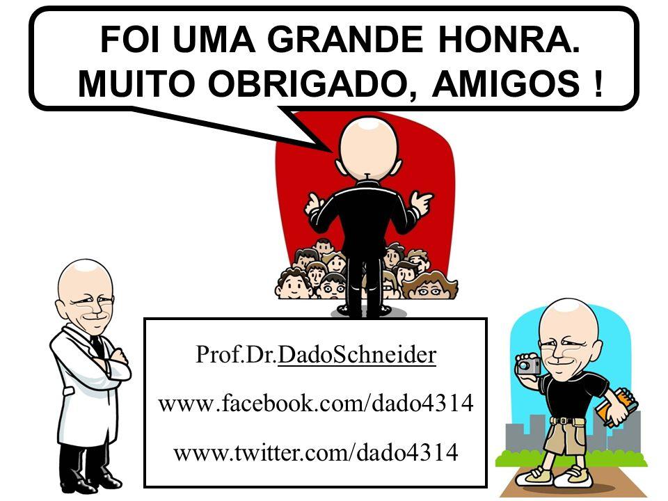 72 FOI UMA GRANDE HONRA. MUITO OBRIGADO, AMIGOS .