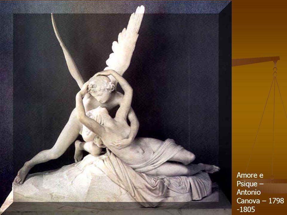 Amore e Psique – Antonio Canova – 1798 -1805