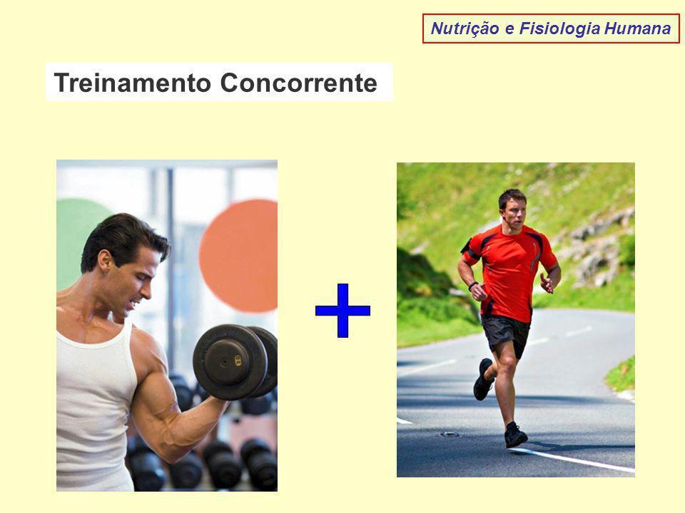 Nutrição e Fisiologia Humana Treinamento Concorrente