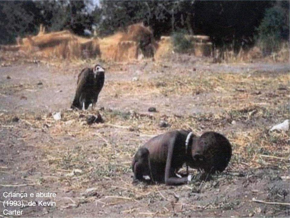 Criança e abutre (1993), de Kevin Carter