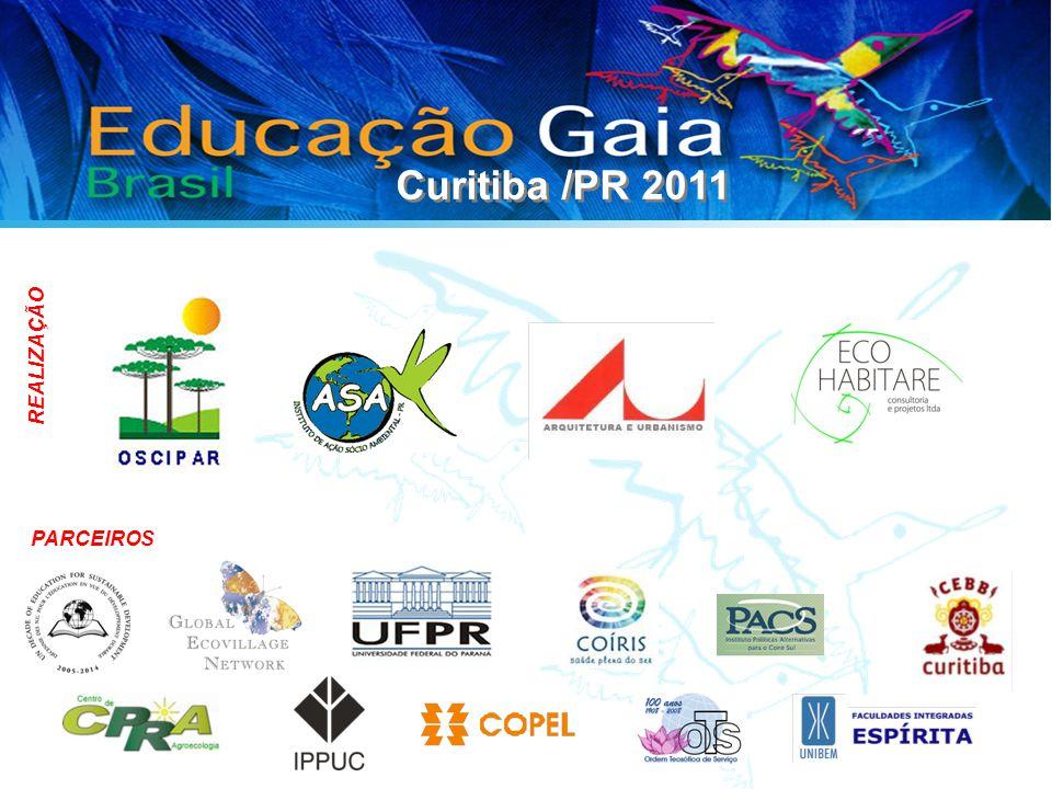 Curitiba /PR 2011 REALIZAÇÃO PARCEIROS