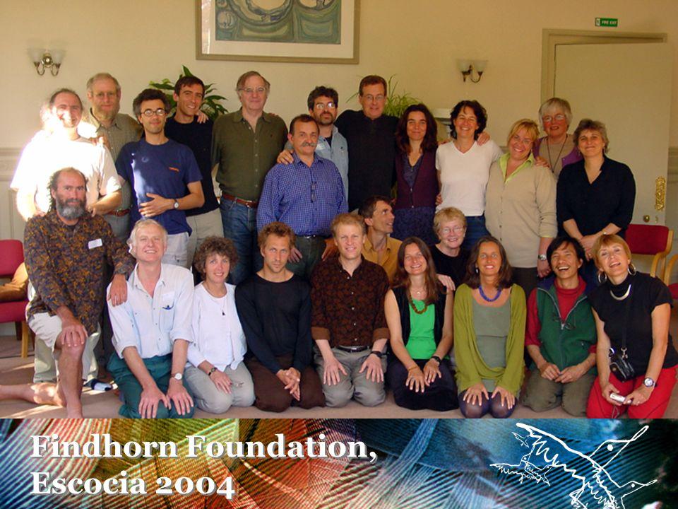 Findhorn Foundation, Escocia 2004 Findhorn Foundation, Escocia 2004