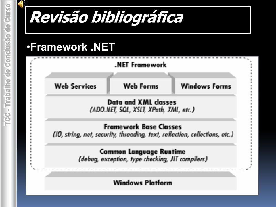  plataforma.NET  Common Language Specification (CLS)  Common Type System (CTS)  Microsoft Intermediate Language (MSIL)  Assembly.NET  Common Language Runtime (CLR)  Framework.NET
