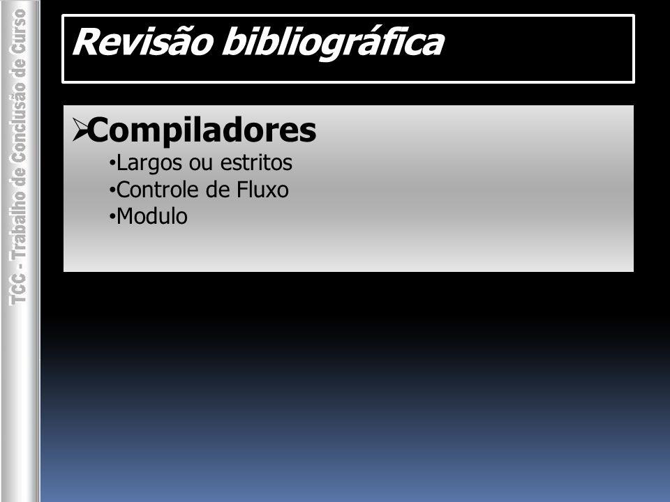 Revisão bibliográfica Framework.NET