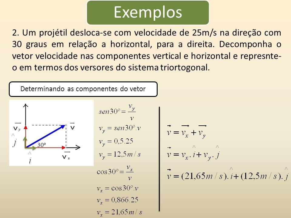 Exemplos 1.