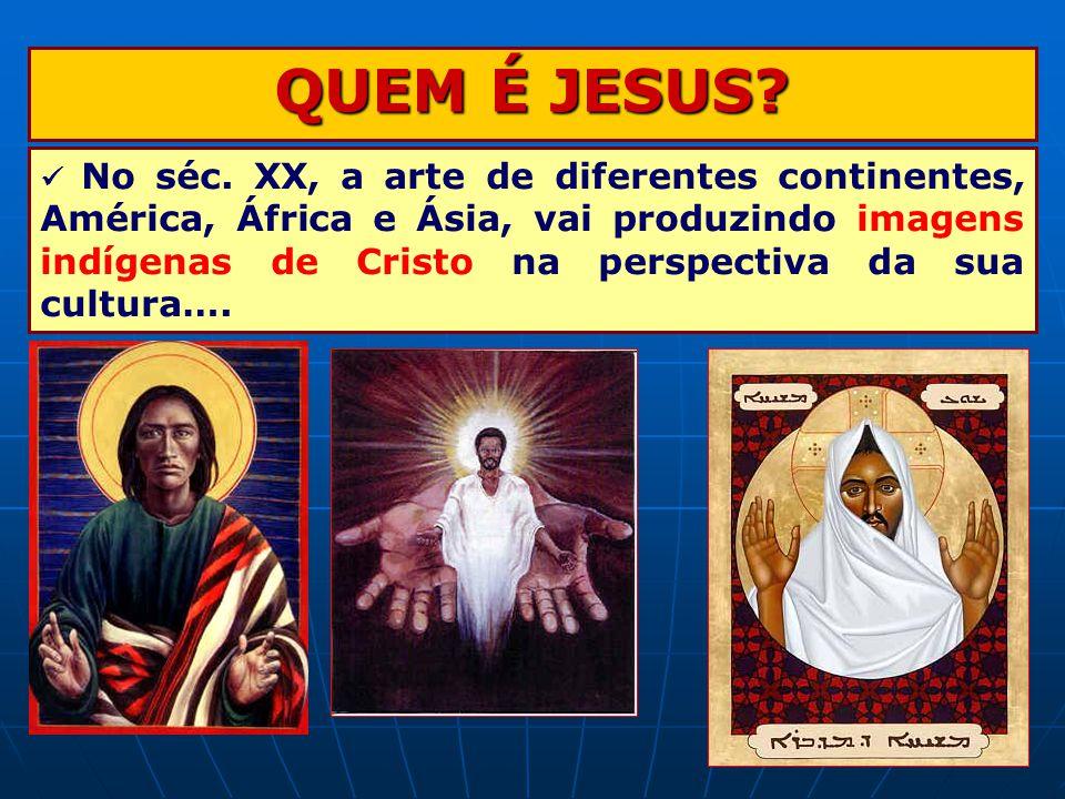QUEM É JESUS.No séc.