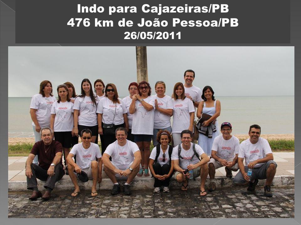 Indo para Cajazeiras/PB 476 km de João Pessoa/PB 26/05/2011