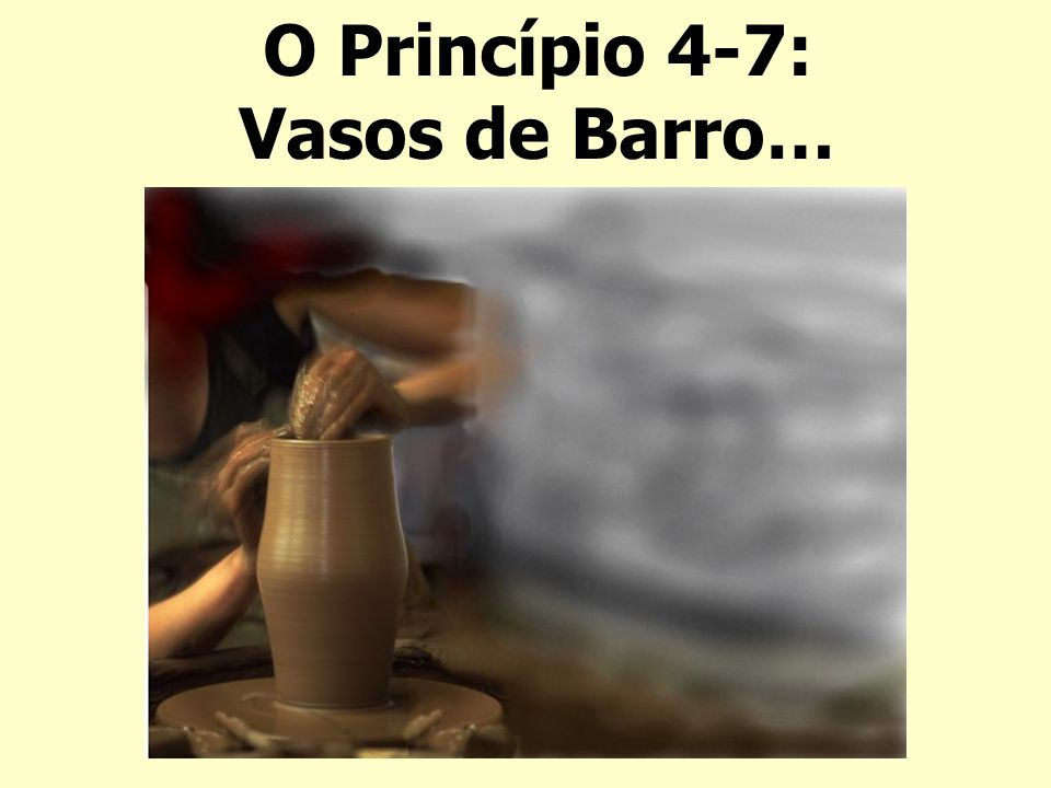 LEX TALIONIS (3.17-19) TRABALHO FRUTÍFERO = FRUSTRAÇÃO No fim, a terra ganha! PARAÍSO PERDIDO