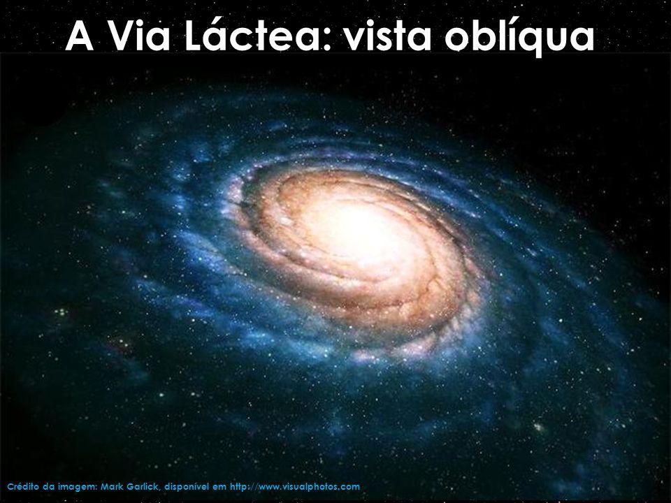 Como seria a Via Láctea de perfil Crédito da imagem: Bruce Hugo e Leslie Gaul/Adam Block/NOAO/AURA/NSF