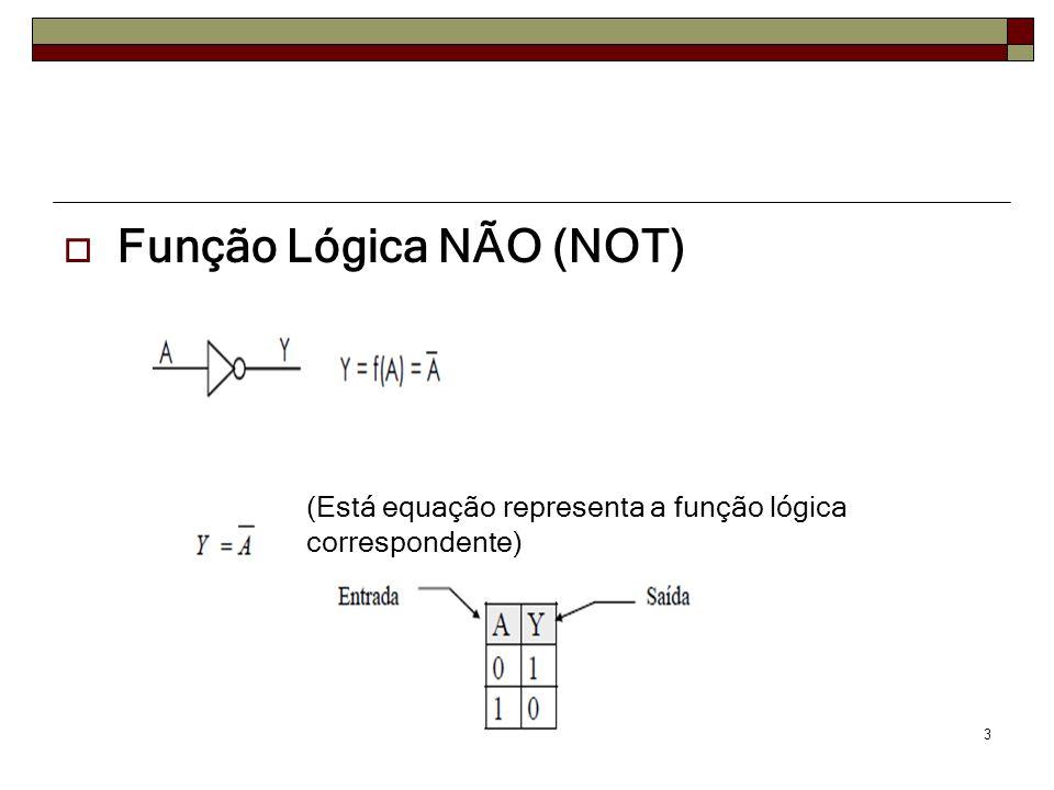  Função Lógica E (AND) 4