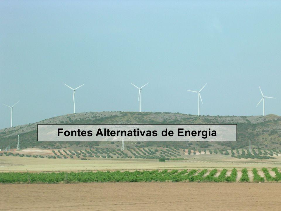 ESTADO DO RIO GRANDE DO SUL Secretaria de Energia, Minas e Comunicações Fontes Alternativas de Energia