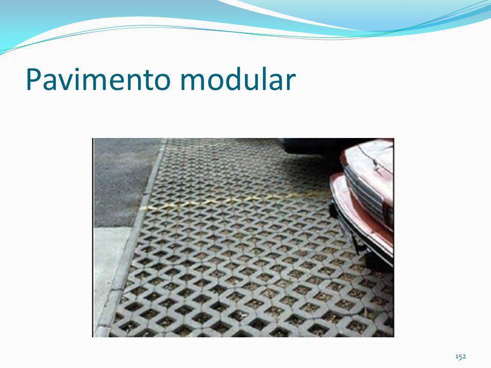Pavimento modular 151