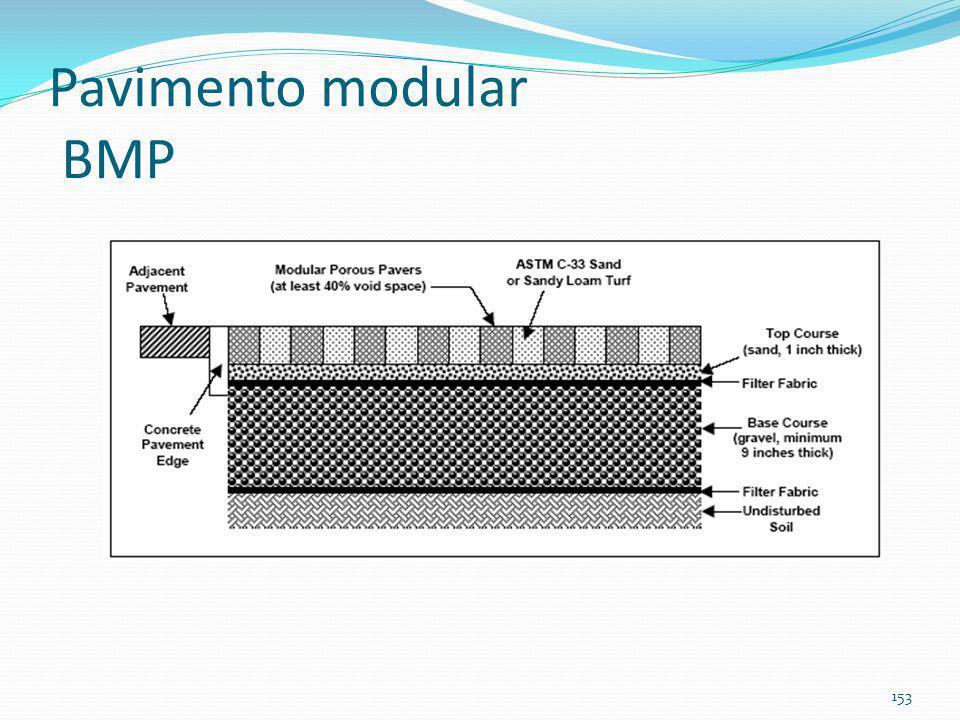 Pavimento modular 152