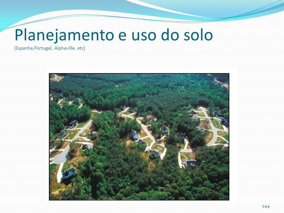 LID não estrutural Reduzir superfícies impermeáveis Deixar vegetação junto ao rios (área ripariana) Proteger os caminhos naturais das águas pluviais M