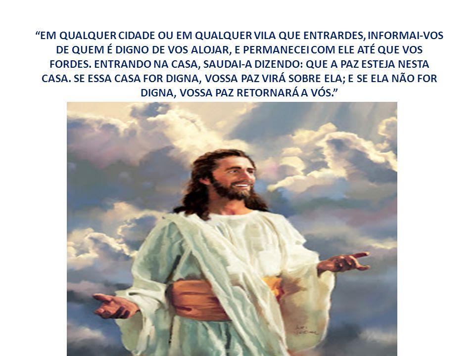 """""""AQUELE QUE TRABALHA MERECE SER ALIMENTADO."""" IMPORTANTE TRABALHAR O ESPÍRITO, RECICLAR IDÉIAS, TRILHAR CAMINHOS DO BEM E AI SIM, SEGUNDO JESUS, VIRÁ N"""