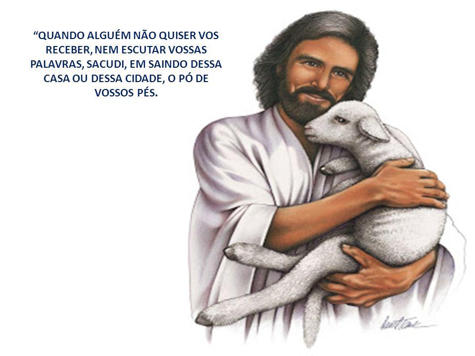A CASA A QUE JESUS SE REFERE É O ÍNTIMO DE CADA UM. PRECISAMOS CUIDAR DA CASA INTERIOR, MANTERMOS A PAZ. A PAZ NÃO PROVÉM DE FORA MAS DA CONSCIÊNCIA T