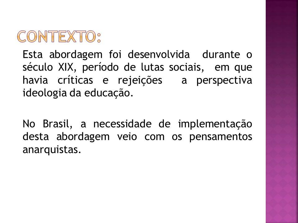 Anarquismo no Brasil O anarquismo chega ao Brasil com os imigrantes espanhóis e italianos.