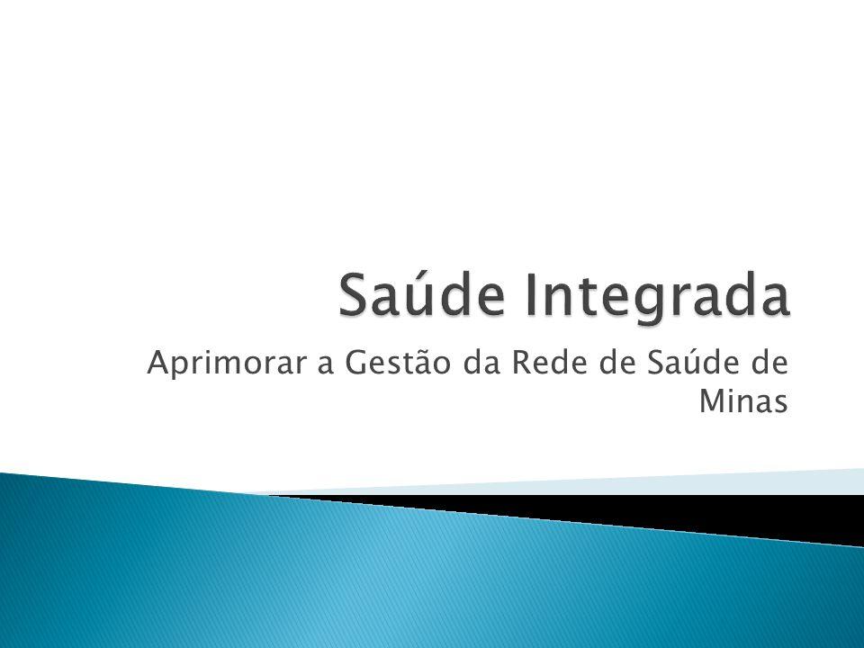 Aprimorar a Gestão da Rede de Saúde de Minas