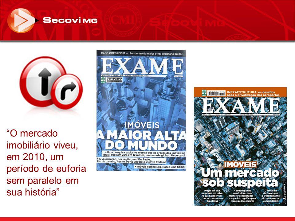 Fonte: Banco Central do Brasil - Abril 2011 Relação crédito imobiliário x Pib