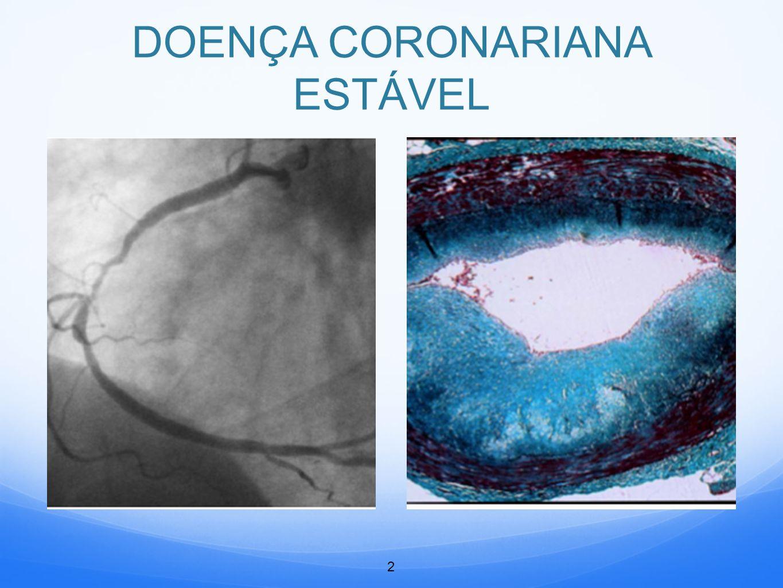 DOENÇA CORONARIANA ESTÁVEL 2