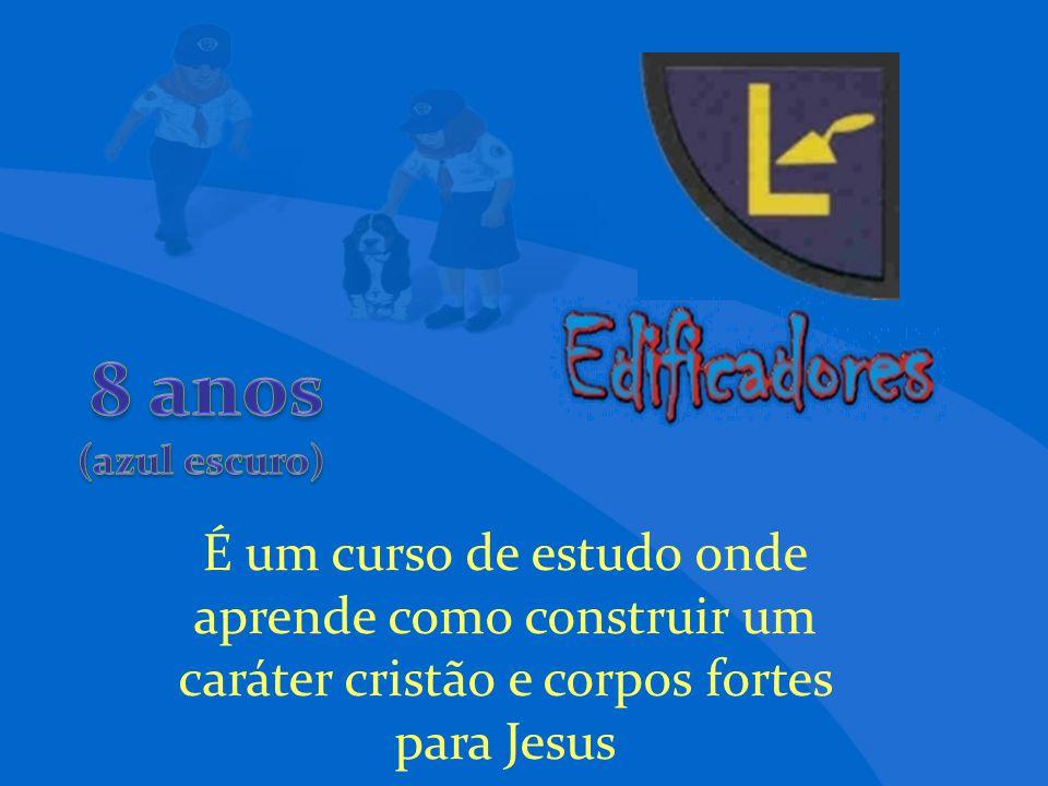 É um curso de estudo onde aprende como construir um caráter cristão e corpos fortes para Jesus