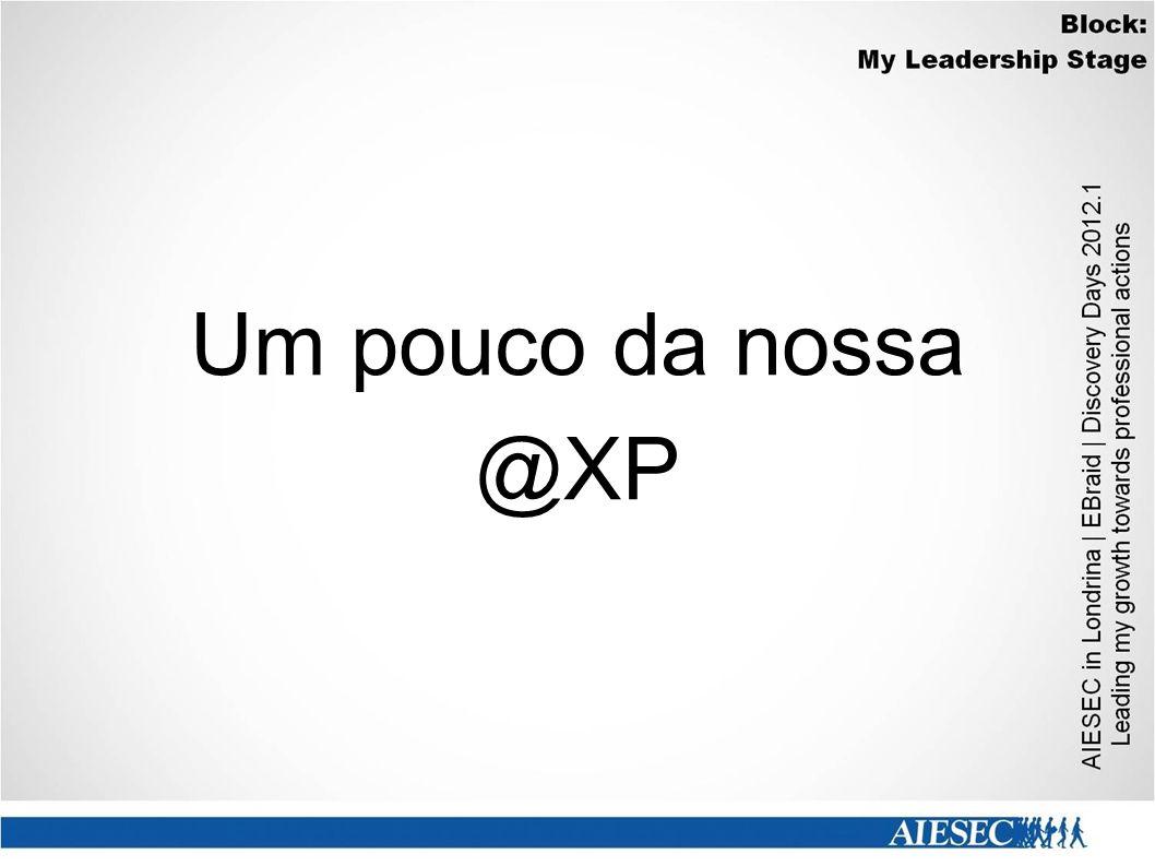 Um pouco da nossa @XP