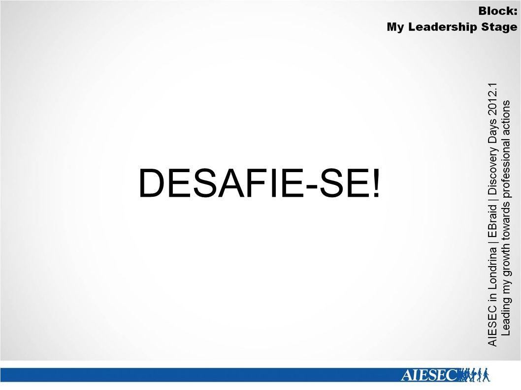 DESAFIE-SE!