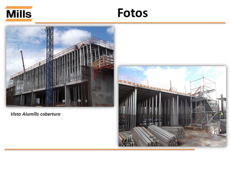 Fotos Vista Alumills cobertura