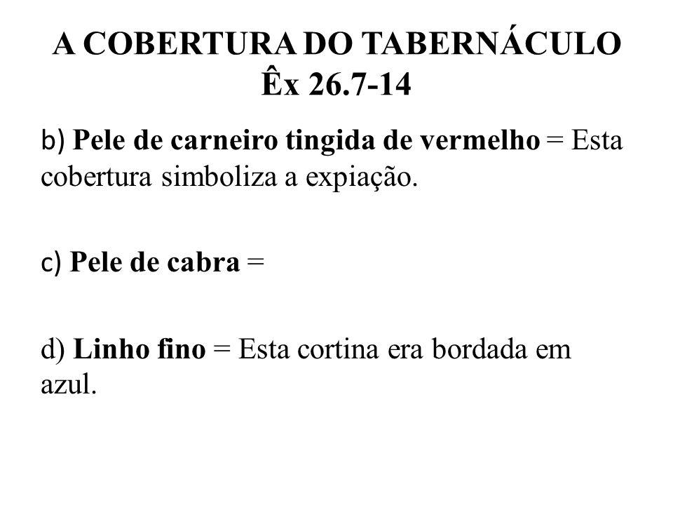 OS ALTARES DO TABERNÁCULO I – HOLOCAUSTO –(revestido de bronze)
