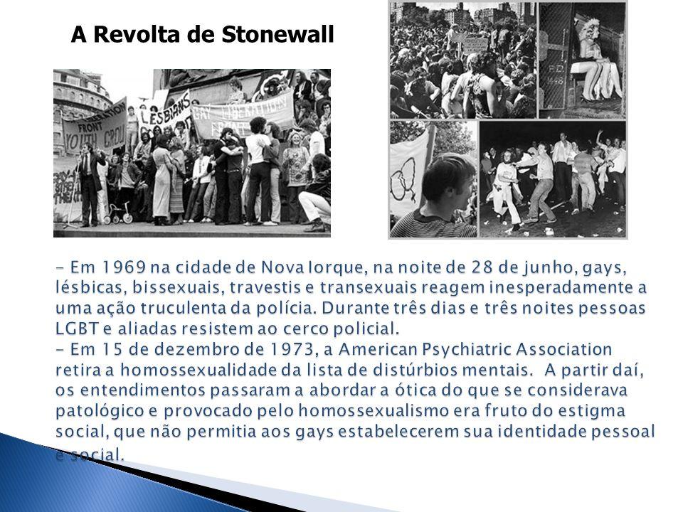 A Revolta de Stonewall