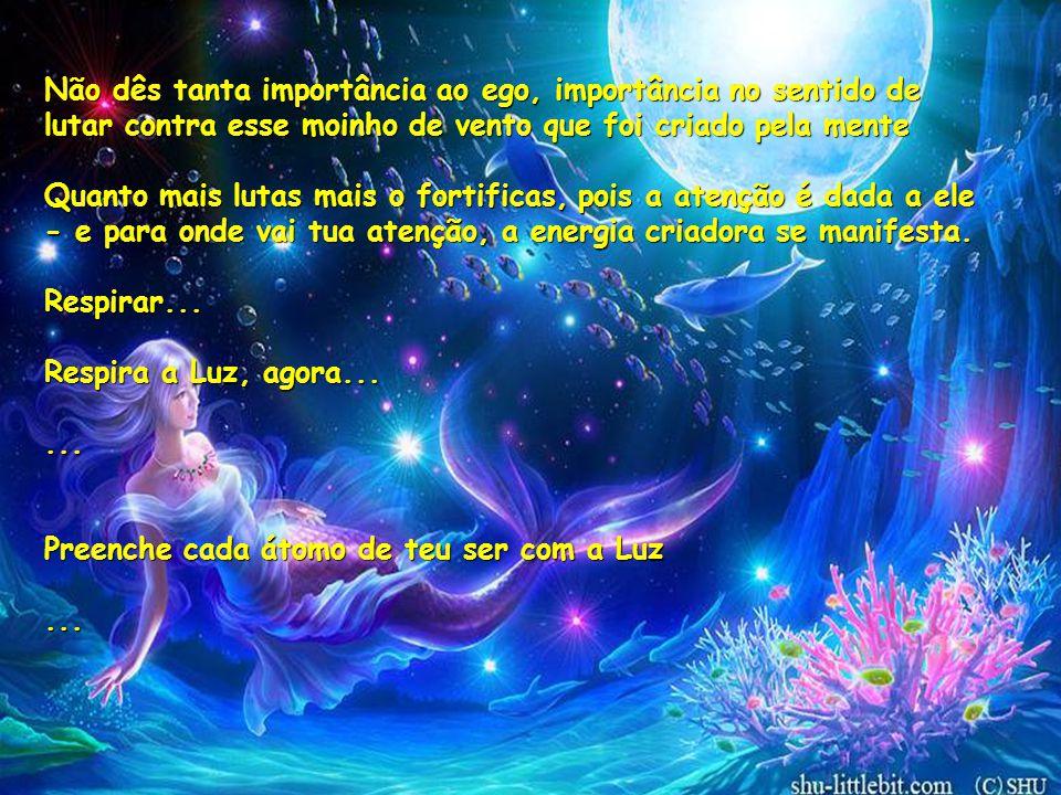 A Herança Divina não é algo que venha do céu como muitos acreditam ou pensam A Herança Divina vem do céu... de teu coração Permite à Luz se manifestar