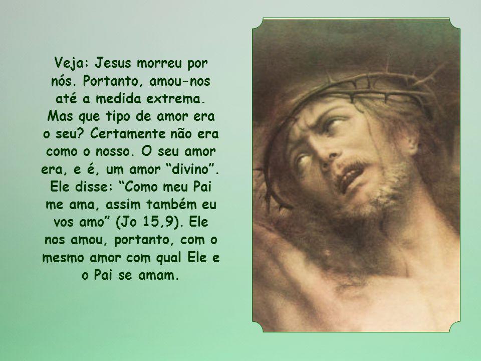 """Jesus lhe diz ainda que esse mandamento é """"novo"""". """"Eu vos dou um novo mandamento"""". O que significa isso? Será que esse mandamento não era conhecido? N"""