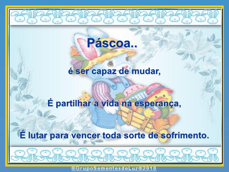 Páscoa..