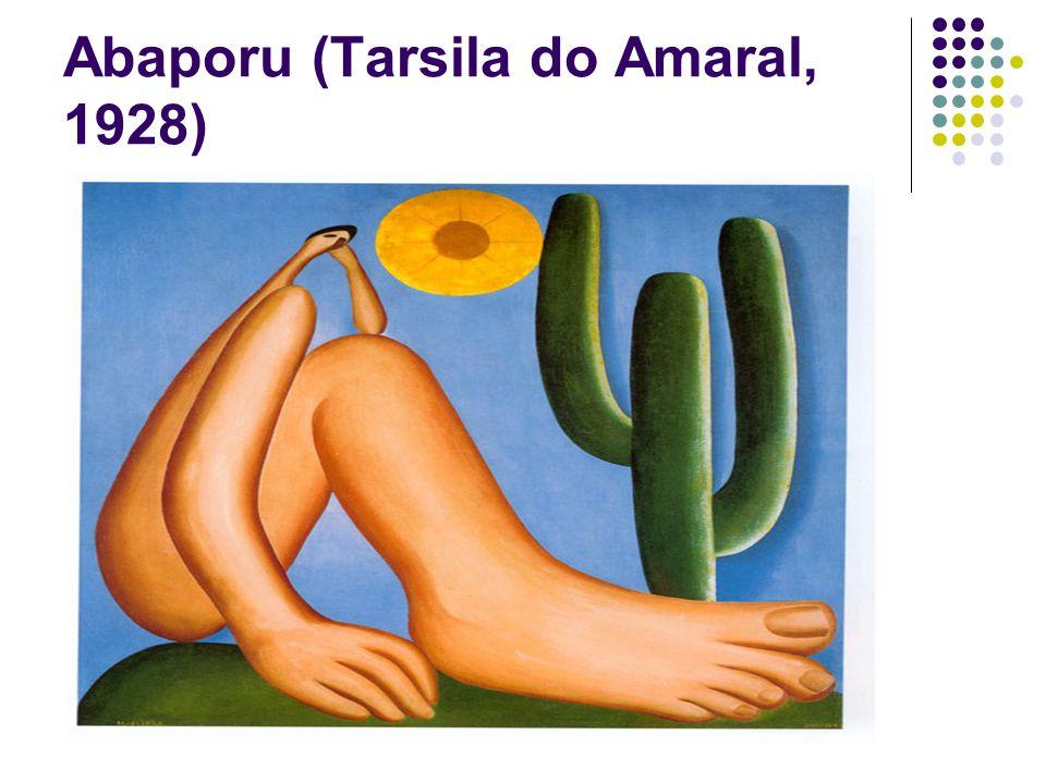 Abaporu (Tarsila do Amaral, 1928)