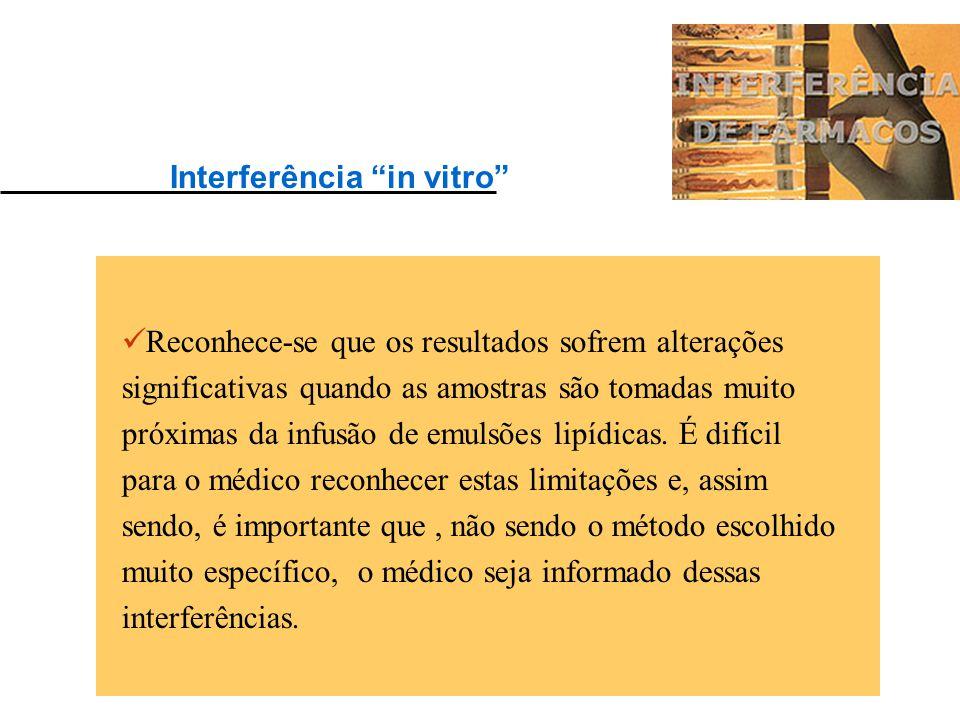 O teste do nitrito,da mesma forma, sofre interferência pela presença de ácido ascórbico na urina. E mesmo a pesquisa de sangue oculto nas fezes pode s