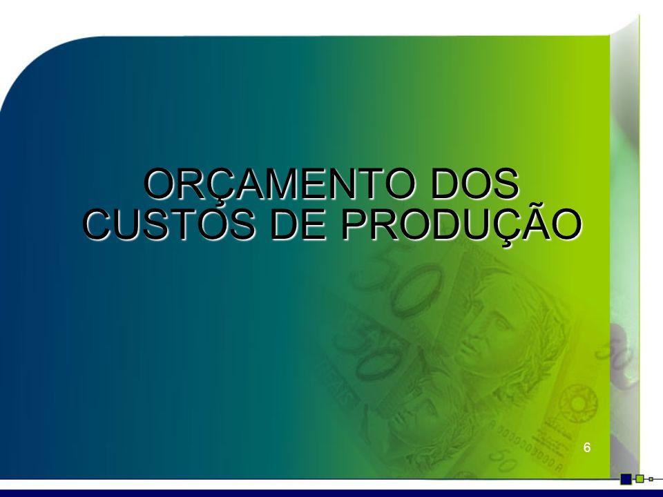 7 Orçamento de Matérias-Primas e Compras MP são bens adquiridos que, no processo industrial, por transformação ou por montagem, integram-se nos produtos acabados.