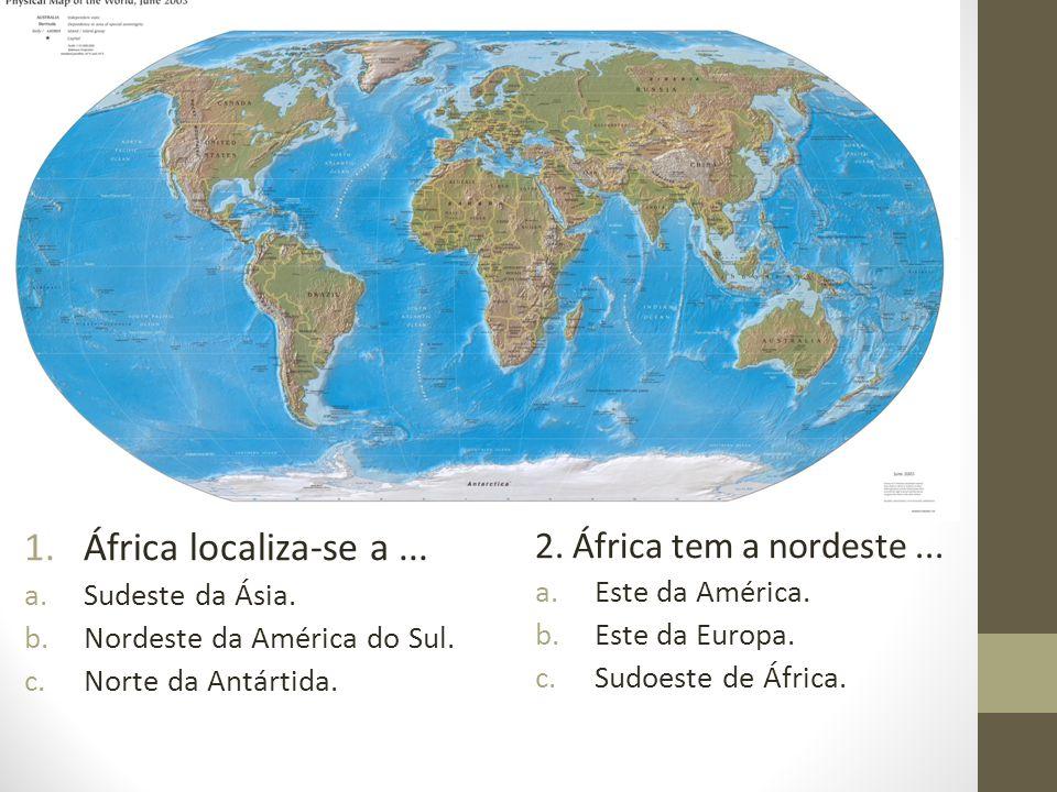 LOCALIZAÇÃO ABSOLUTA Indica com precisão a posição de qualquer lugar na superfície; Utiliza três coordenadas: a LATITUDE, a LONGITUDE e a ALTITUDE.