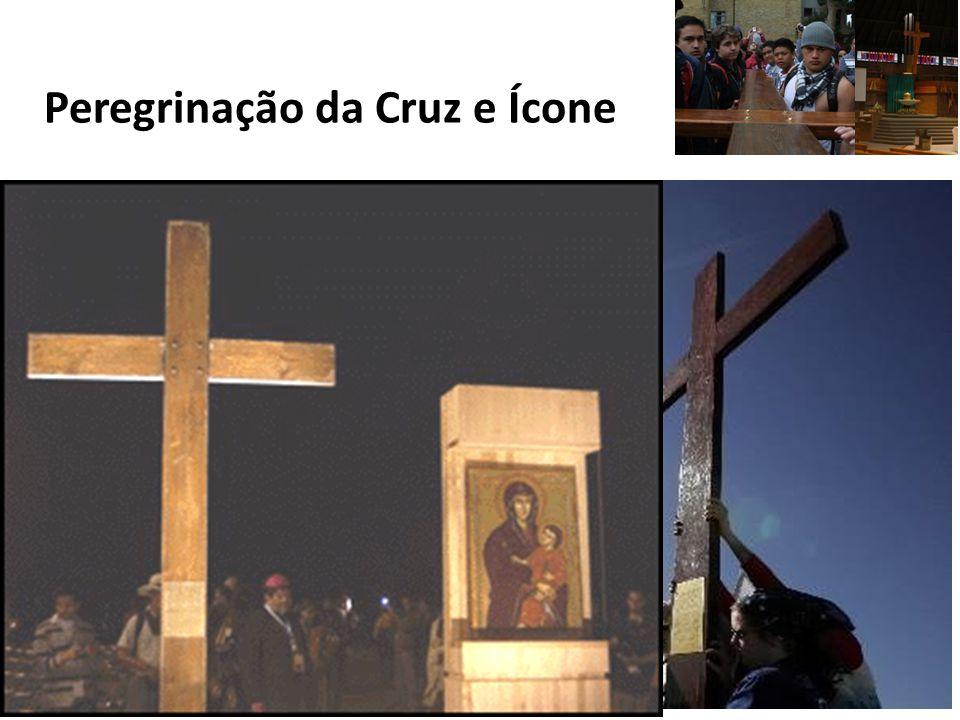 Peregrinação da Cruz e Ícone