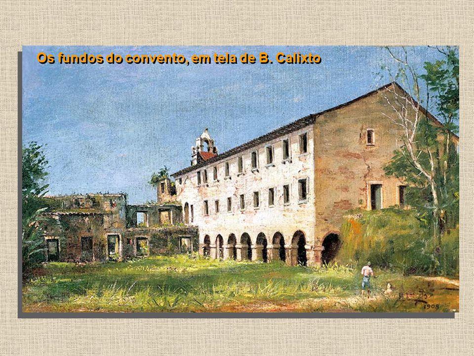Imagem de N.Sa. do Amparo No início do povoado, a Câmara encomendara à Corte, uma imagem da padroeira da vila, N.Sª. da Conceição. Só que a imagem vei
