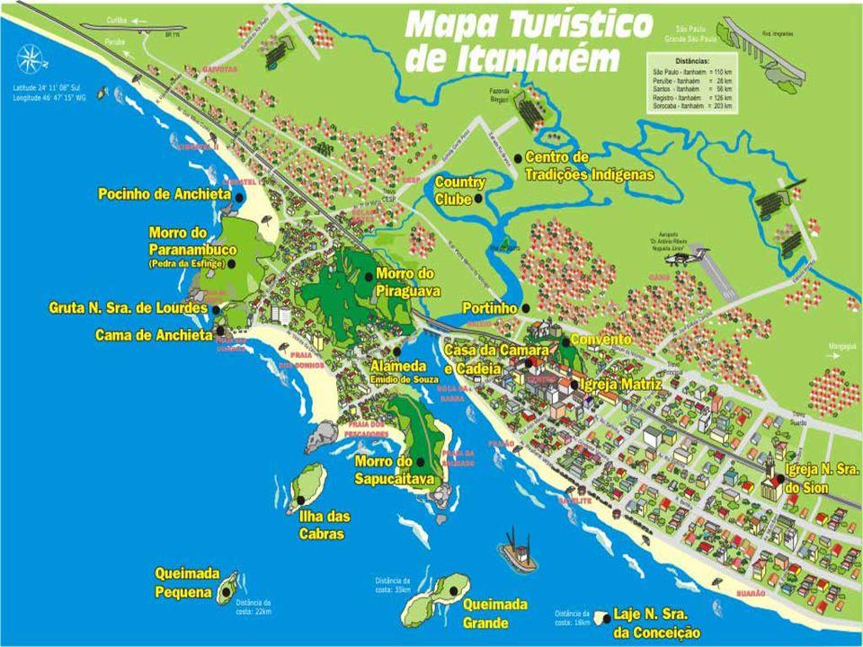 ITANHAÉM Ou Villa de Nossa Senhora da Conceição de Itanhaém, a segunda cidade criada em terras brasileiras, foi fundada por Martim Afonso de Souza em