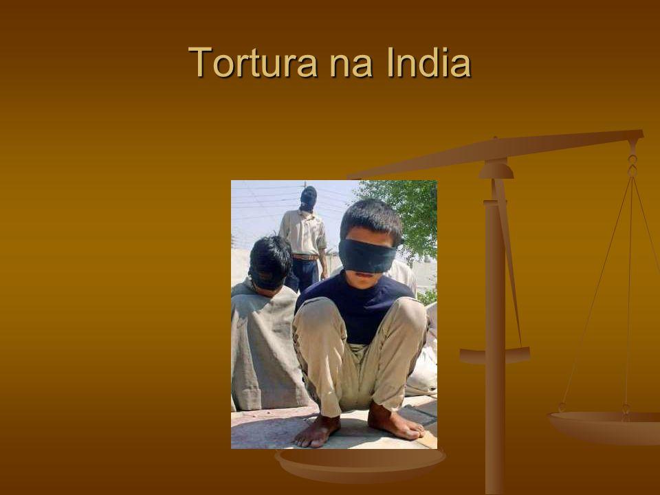 Tortura na India