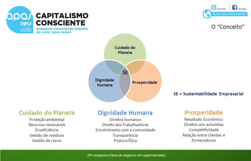 Cuidado do Planeta Proteção ambiental Recursos renováveis Ecoeficiência Gestão de resíduos Gestão de riscos Dignidade Humana Direitos humanos Direito
