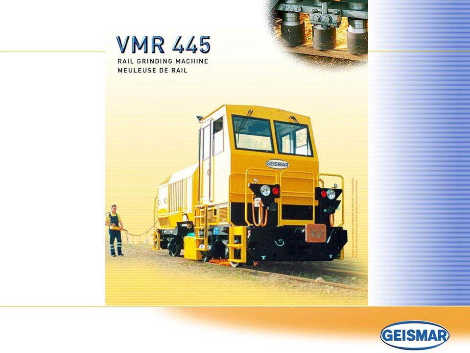 VMR 445 UM APRESENTAÇÃO MÁQUINA DE ESMERILHAR MODELO VMR 445 UM