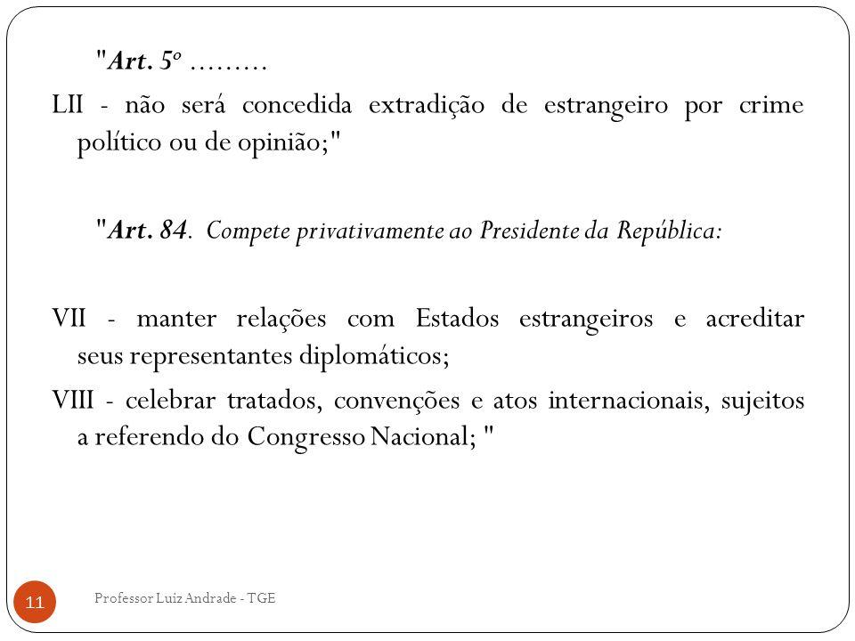 Professor Luiz Andrade - TGE 11