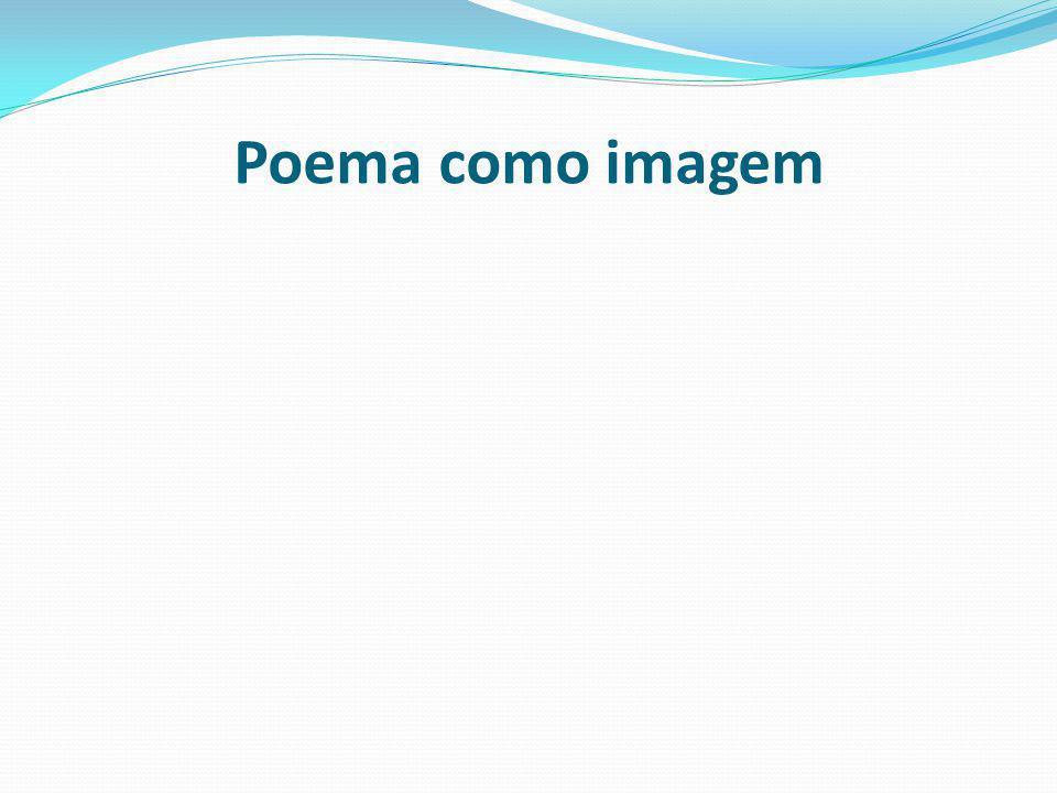 Poema como imagem
