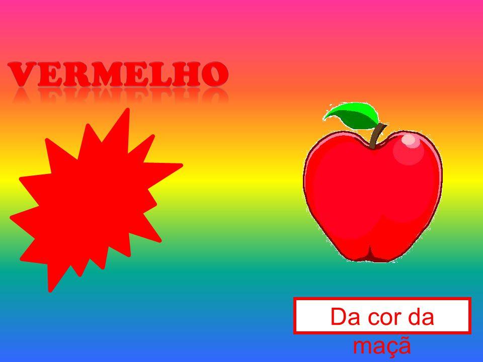 Da cor da maçã